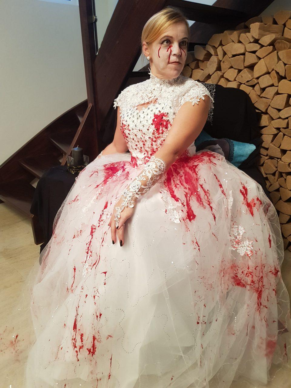Sabine Geyer - die weiße Königin