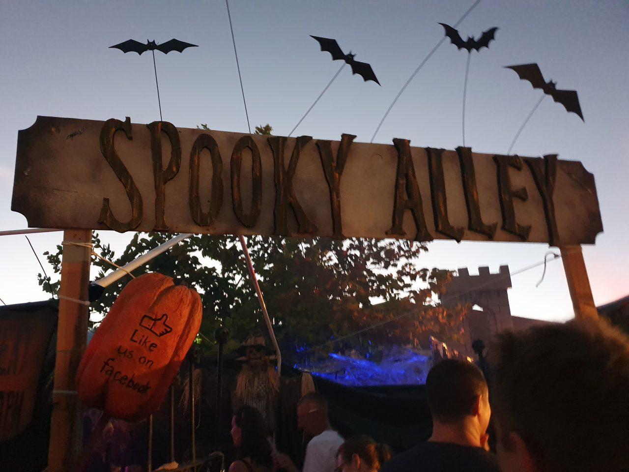 Spooky Alley