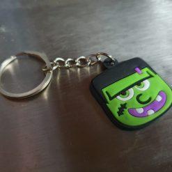 Schlüsselanhänger Monster
