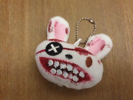 Schlüsselanhänger Bunny Vorderseite