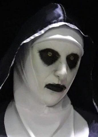 The Nun Maske